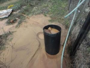 очистка буровых скважин от песка