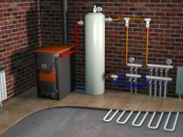 системы отопления на твердом топливе